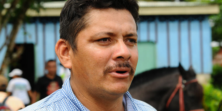 Guardia asedia e impone cerco policial a una vivienda donde se encuentra Medardo Mairena