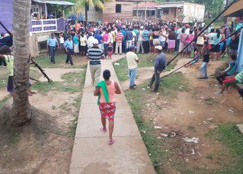 Denuncian ante la CIDH violaciones contra indígenas de la Costa Caribe. Régimen aparece y riposta. Foto: Referencial.