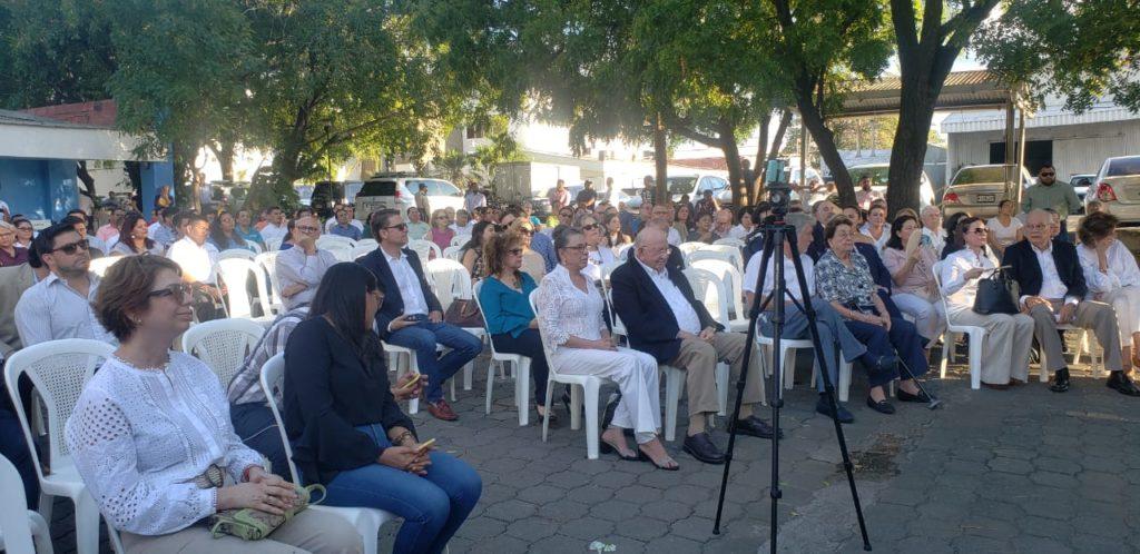 Asisten a la misa de acción de gracia a La Prensa. Foto: Geovanny Shiffman / Artículo 66