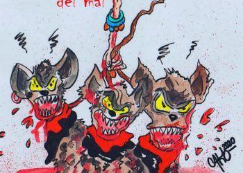La Caricatura: Las huestes del mal