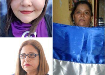 Policías y paramilitares asedian y atacan las casas de mujeres activistas y expresas políticas