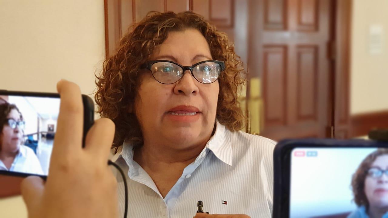 Sandra Ramos, directora del Movimiento María Elena Cuadra. Foto: Álvaro Navarro / Artículo 66