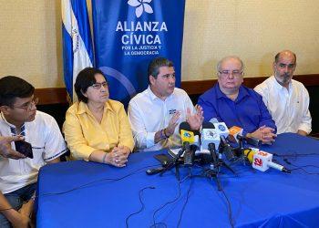 Alianza Cívica tilda de «arrogante» al régimen, por negar al obispo Rolando Álvarez ejecutar proyecto ante coronavirus. Foto: Cortesía