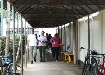 Colegio Bautista de Masaya suspende clases presenciales para prevenir brotes del COVID 19