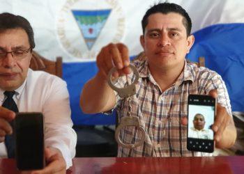 Exreo político de Juigalpa denuncia intento de secuestro por paramilitares orteguistas. Foto: Á. Navarro/Artículo 66
