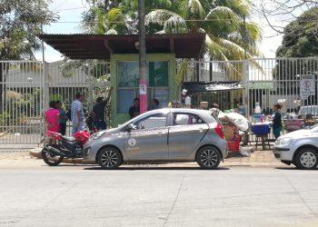 Denuncian al director del Hospital Humberto Alvarado de Masaya de prohibir al personal usar mascarillas para prevenir el COVID-19. Foto: Noel Miranda / Artículo 66