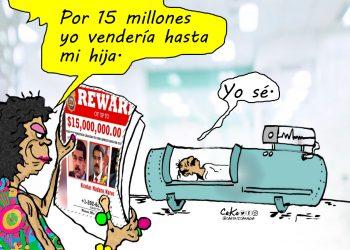 La Caricatura: Las cosas que se hacen por 15 millones