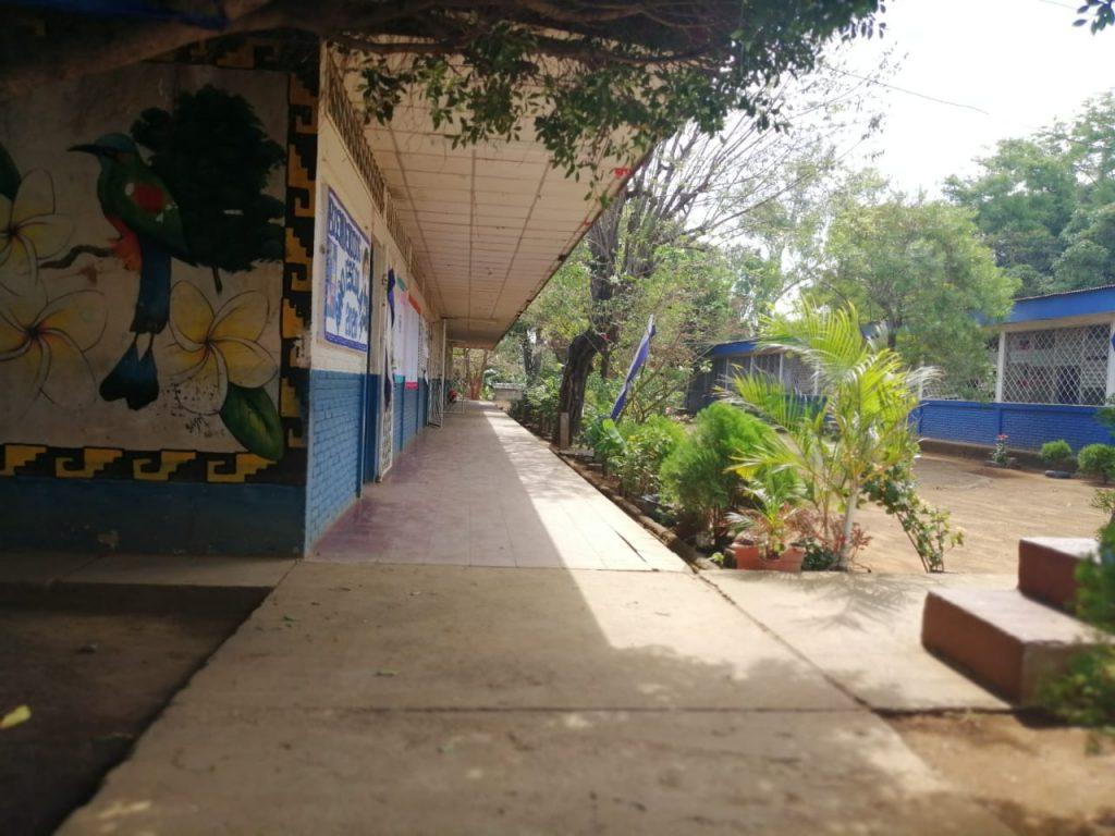 Colegios públicos de Masaya se niegan a suspender clases pese a que padres de familias no mandan a sus hijos por miedos a brotes del COVID-19. Foto: Noel Miranda/Artículo 66