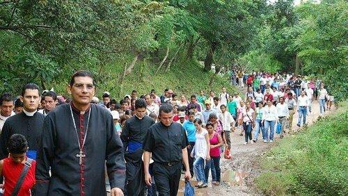 Iglesia suspende la peregrinación de Carretas Peregrinas y Viacrucis Acuático por el coronavirus. Foto/Archivo: Israel González Espinoza.