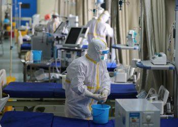 Más de 17,000 afectados por coronavirus en España. Foto: Cortesía