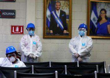 El Salvador cierra todas sus fronteras por pandemia del coronavirus. Foto: Cortesía/Reuters
