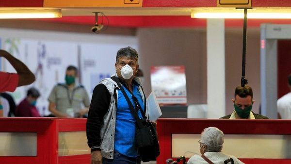186 casos confirmados en Cuba por coronavirus; 6 fallecidos hasta hoy