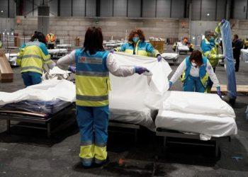 España rebasa a China en número de muertes por coronavirus