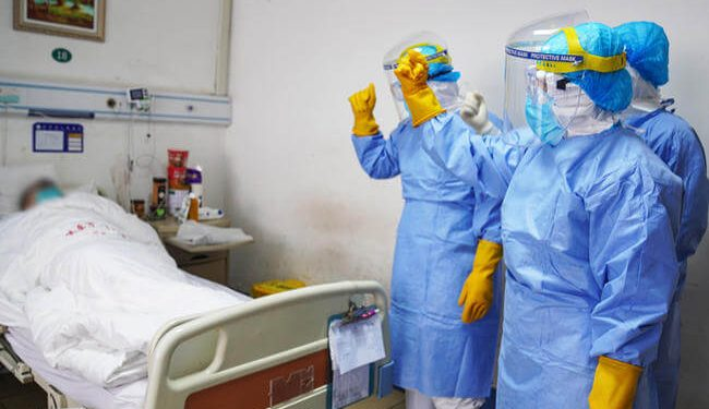 Rosario Murillo confirma primer caso de coronavirus en Nicaragua. Foto ilustrativa.