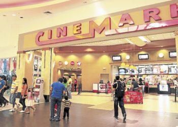 Cinemark cierra salas de cine en Managua para evitar la pandemia del coronavirus. Foto: La Prensa.