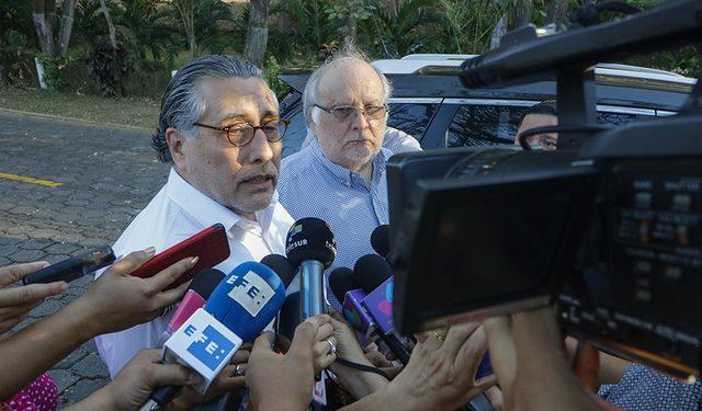 Alianza Cívica aclara sobre viaje de Mario Arana a Washington, tras rumores de que cabildeaba a favor del Ejército. Foto: END