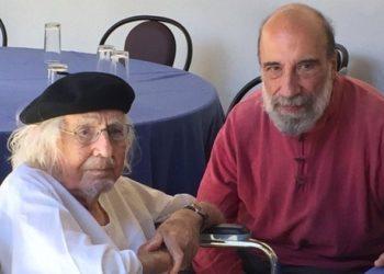 Poeta chileno Raúl Zurita llama «h de p» y «siniestro contrarrevolucionario» a Ortega, por ofensas en funerales de Ernesto Cardenal. Foto: Cortesía