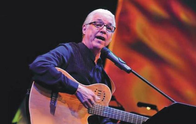 Luis Enrique Mejía Godoy estará cantando junto a Jandir Rodríguez este jueves a partir de las cinco de la tarde en Instagram. Foto: Cortesía