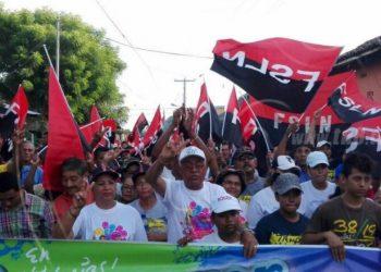 "Tachan de ""estúpido"" e ""irresponsable"" al Gobierno de Nicaragua por convocar a marcha en medio de emergencia por coronavirus. Foto: TN8"