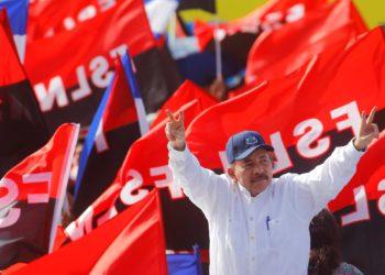 El partido de gobierno. Foto: Oswaldo Rivas/Reuters