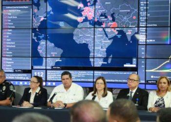 Panamá registra su primer caso de coronavirus. Foto: Cortesía