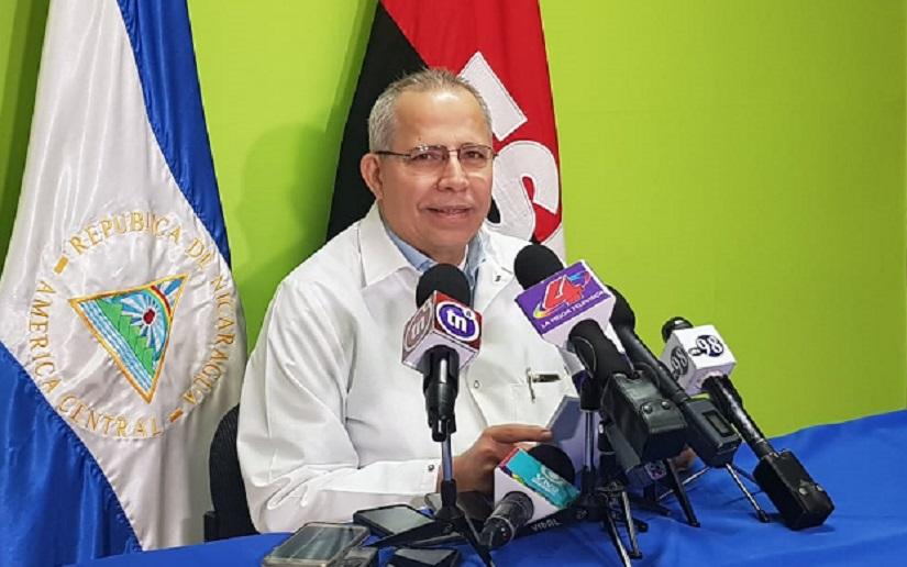 Secretario general del Ministerio de Salud (Minsa), Carlos Sáenz. Foto: Tomada de Internet