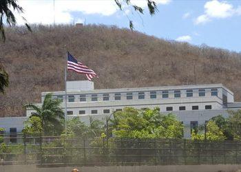 Embajada de Estados Unidos en Nicaragua mantiene suspensión de visas durante abril, por COVID-19. Foto: Tomada de Internet