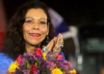 Rosario Murillo, vocera de la dictadura orteguista.Foto: El 19 Digital