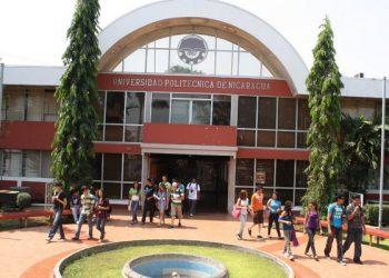 UPOLI reanudará clases el 20 de abril, en medio del repunte de contagios por COVID-19. Foto: Tomada de END.
