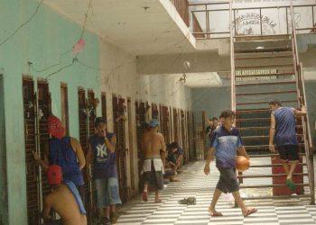 Prisioneros de la cárcel Modelo denuncian varios casos de COVID-19 dentro del penal. Foto: Cortesía