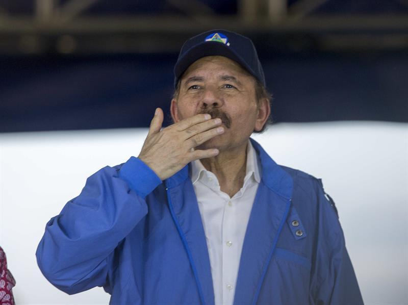 Critican a Ortega en Nicaragua