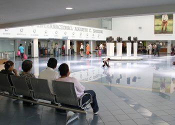 Crecen rumores sobre foco de contagio de COVID-19 en el aeropuerto de Managua. Foto: Cortesía
