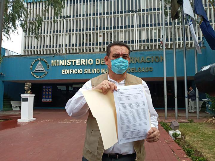 Marcos Carmona, presidente de la Comisión Permanente de Derechos Humanos (CPDH). Foto: Cortesía