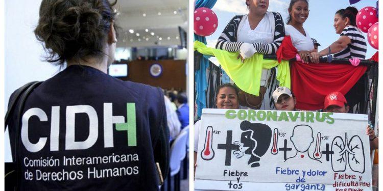 CIDH: Ante el COVID-19, el «Estado de Nicaragua podría poner en riesgo la vida, salud e integridad de las personas en el país»