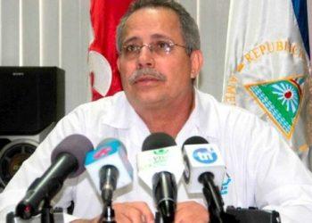 Carlos Sáenz, secretario general del Ministerio de Salud