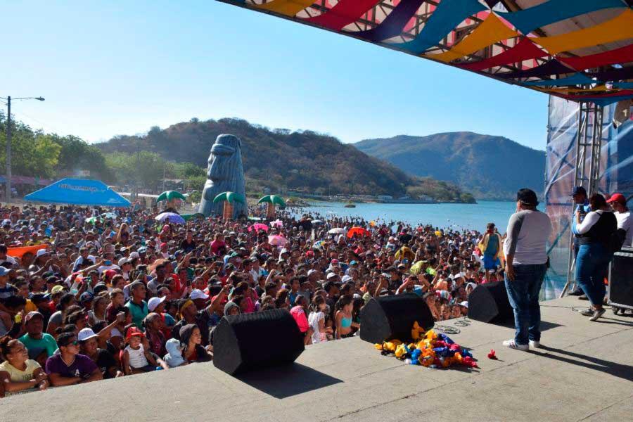 Dictadura promueve actividades de Semana Santa ante alarma mundial por la pandemia del COVID-19. Foto: Tomada de Internet