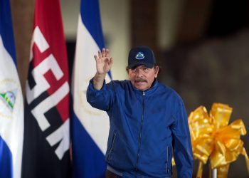 Daniel Ortega, presidente de Nicaragua. Foto: REUTERS
