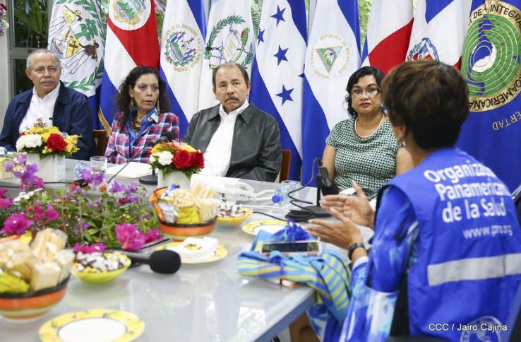 OPS calificó de «inadecuado» el manejo de prevención de COVID-19 en Nicaragua. Foto: Cortesía