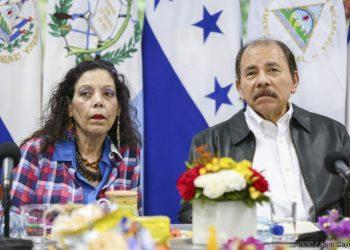 Coalición Nacional exige la renuncia del régimen orteguista y demanda el inicio inmediato de una transición democrática. Foto: Medios oficialistas