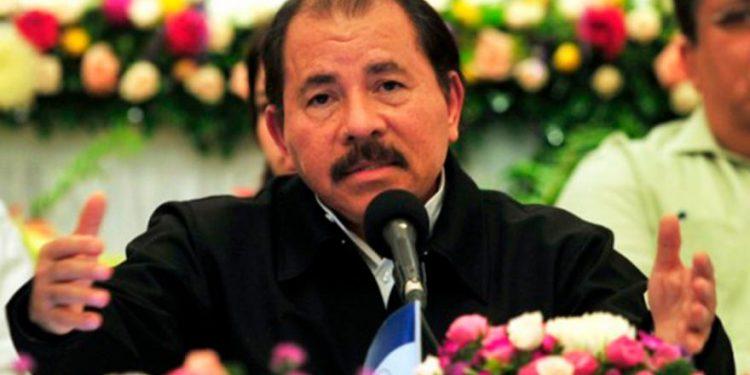 Daniel Ortega lleva sin dar la cara 28 días. Foto: EFE