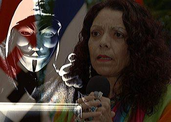 Presidencia de Nicaragua gasta 916 mil córdobas para blindar sistema informático tras ataques de Anonymous