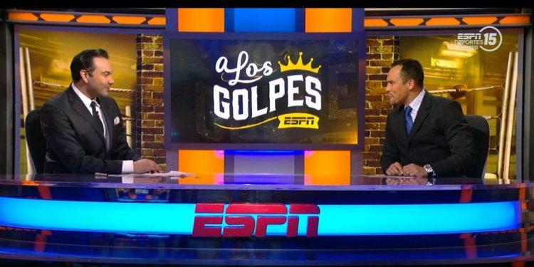 Alianza Cívica presenta reclamo al canal ESPN por transmitir velada boxística nicaragüense. Foto: Tomada de internet