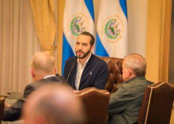 Nayib Bukele asegura que Nicaragua «no está midiendo los casos de coronavirus». Foto: Cortesía