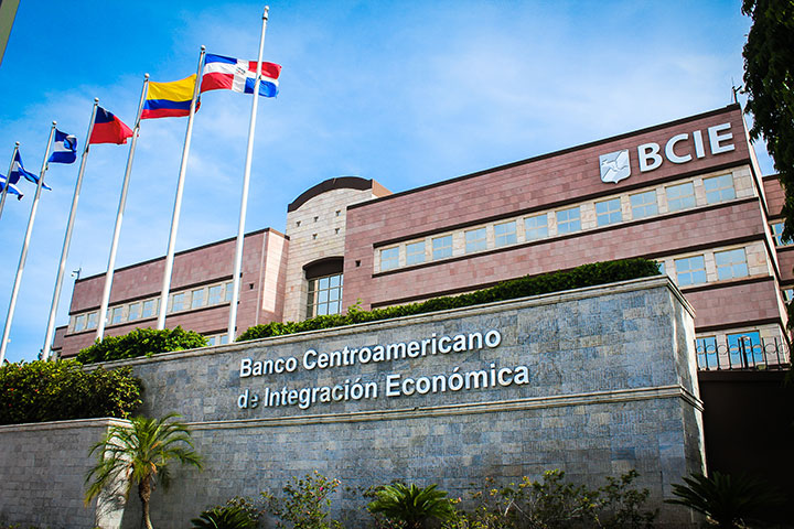 El Banco Centroamericano de Integración Económica (BCIE). Foto: Tomada de Internet