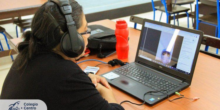 Colegio Centro América prolonga clases virtuales para evitar contagio de COVID-19