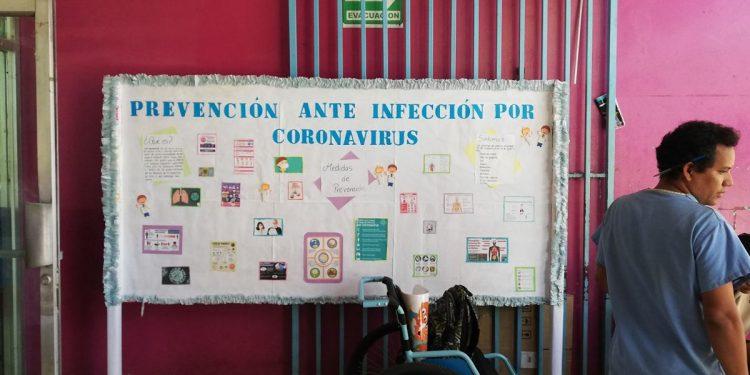 Nicaragua: El coronavirus y el sistema de salud. Foto: Cortesía