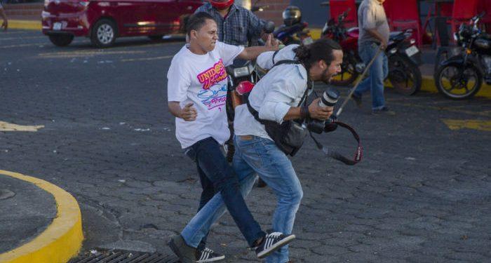 ESPECIAL- El periodismo en Nicaragua no aceptó la censura de la dictadura, continúa resistiendo. Foto: Tomada de Internet