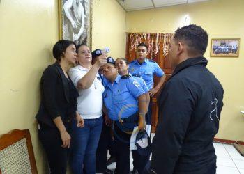 Instituciones orteguistas comienzan a tomar medidas contra el COVID-19. Foto: Cortesía