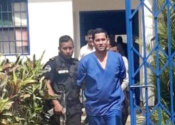 Justicia de Daniel Ortega condena a seis años de cárcel al preso político de Masaya Gabriel Ramírez