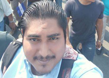 Policía y paramilitares orteguistas secuestraron al exreo político de Tipitapa Roger Méndez